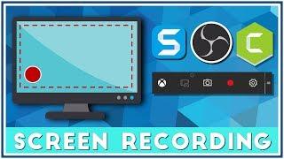 I Migliori Programmi per Registrare lo Schermo (Screen Recording)