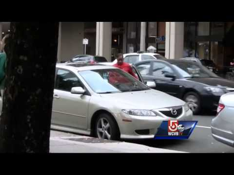 Undercover sting catches handicap parking abuse