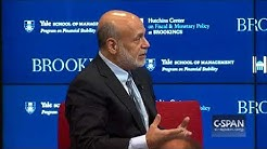 Word for Word: Former Federal Reserve Chairman Ben Bernanke on 2008 Financial Crisis (C-SPAN)
