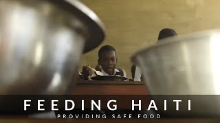 Providing safe food | Sonlight Mission Gonaives
