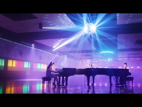 Daft Punk  Lose Yourself to Dance  Anderson & Roe 2 Piano