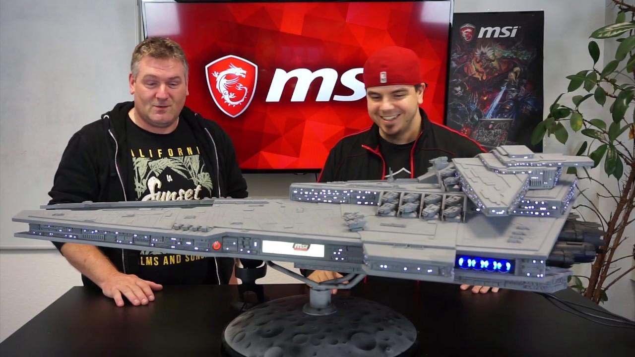 MSI Star Wars Harrower Mod #MSIGC17