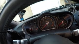 Carbon Fiber Interior for the 350z!