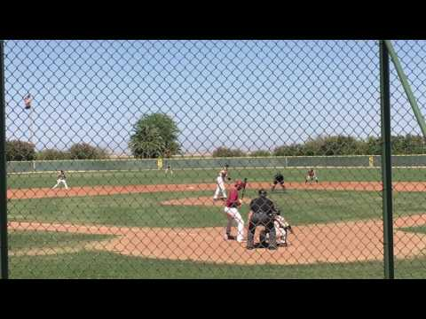 Gio Lopez @ Central Arizona College 95-97mph