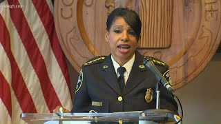 'Difficult decision': Seattle Police Chief Carmen Best resigns after 28 years with department