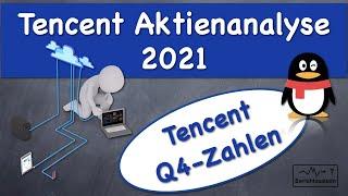 Tencent aktie 2021/ ...