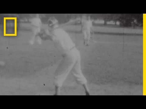 Nat Geo Staff 1930s Baseball Game | National Geographic