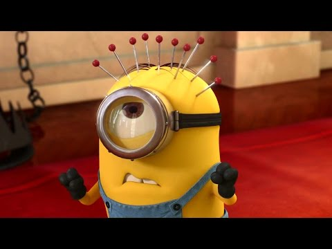 Minions Short Advertisement Movies - Animation Funny Mini Cl