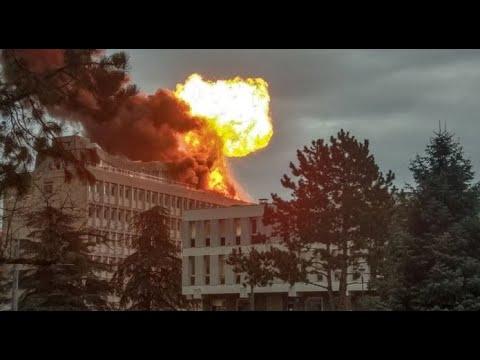إصابة شخص في انفجار بجامعة ليون الفرنسية  - نشر قبل 2 ساعة