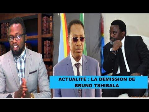 ACTUALITÉ 24.11.17 KABILA pousse BRUNO TSHIBALA à DÉMISSIONNER, un RWANDAIS Arrêté par ..