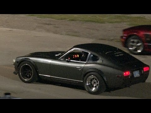 450hp LS1 1978 Datsun 280Z - YouTube