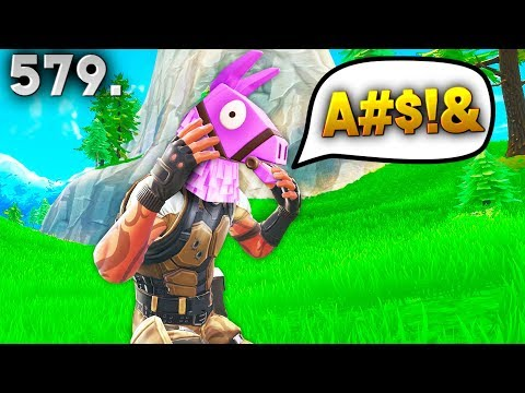 PLAYER STUCK INSIDE LLAMA..!! Fortnite Funny WTF Fails and Daily Best Moments Ep.579