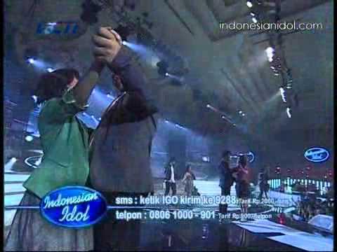 Igo feat Citra - Aku Dan Dirimu [ Result & Reunion ] Indonesian Idol 2010