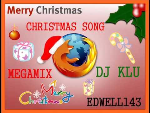 opm christmas song( megamix) ft. dj klu - part 1