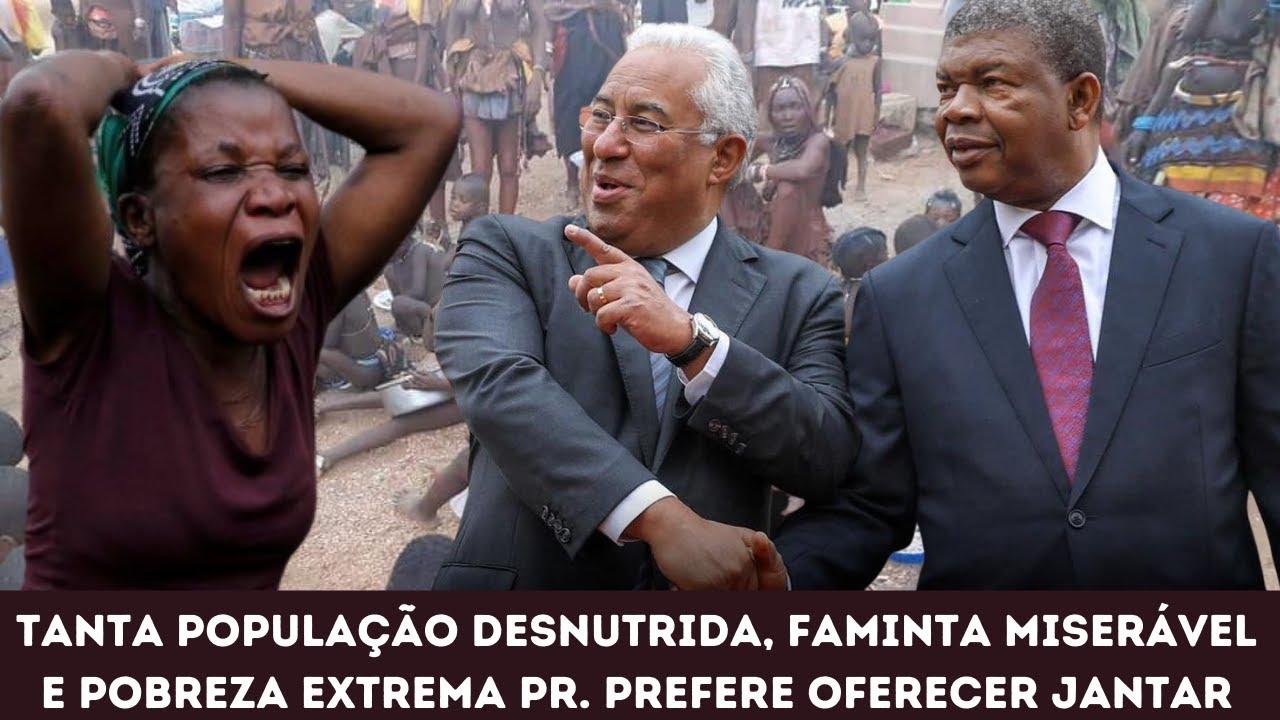 João Lourenço organiza jantar de aniversário para o Primeiro ministro português JLO e Mana mado