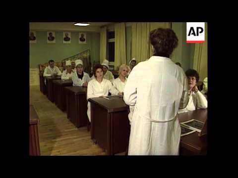 Ukraine - Challenges to health