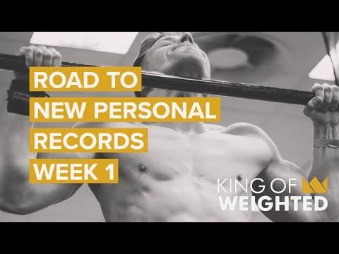 STARTING MY OWN PROGRAM | Week 1