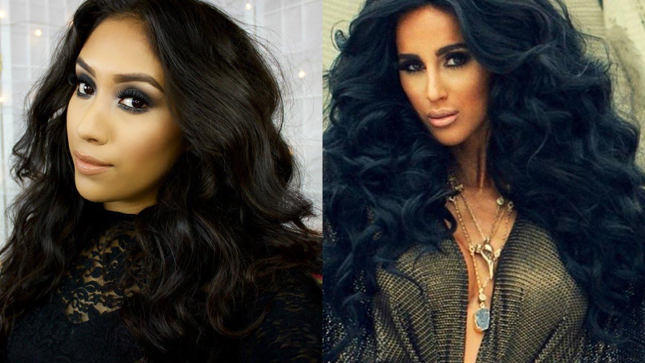 Best makeup looks for black hair | saubhaya makeup.