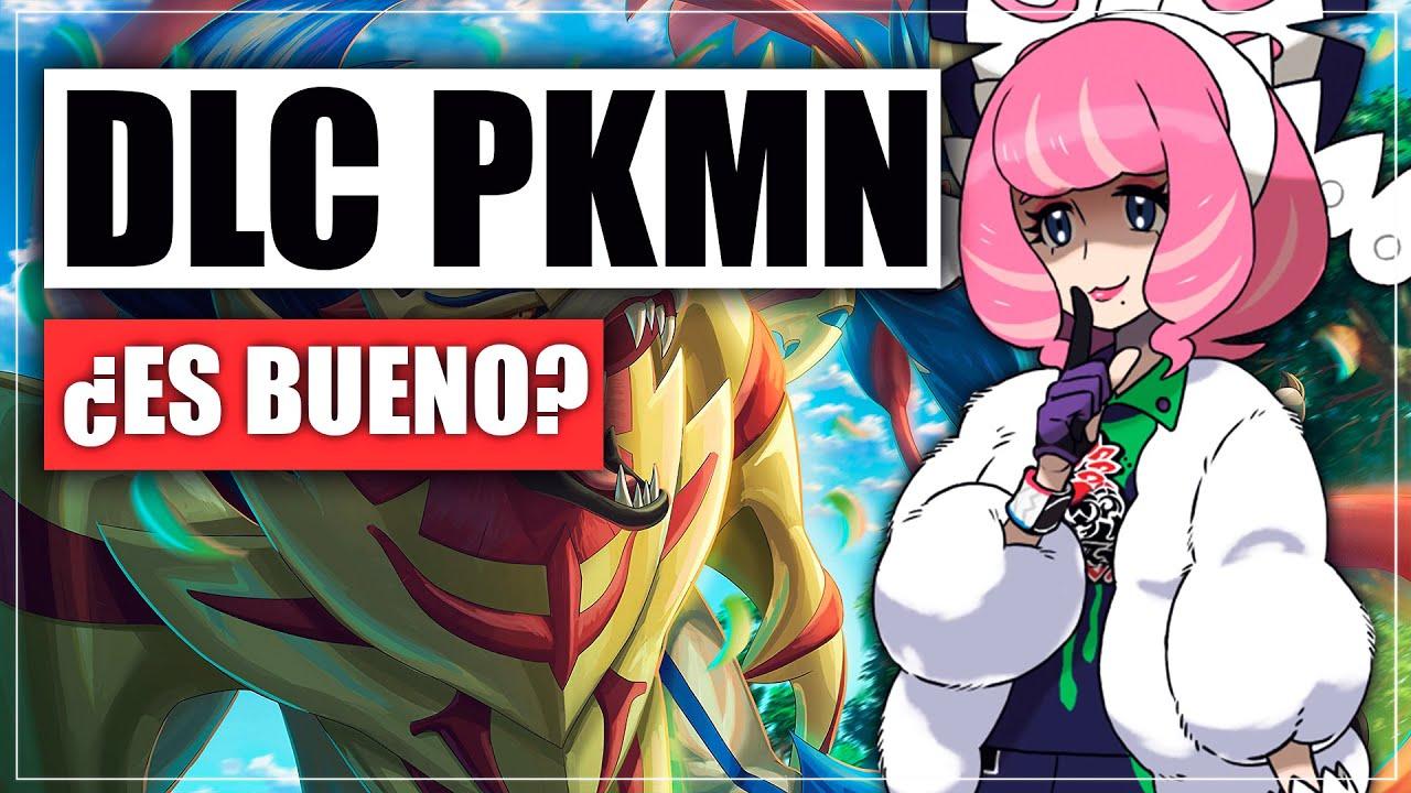DLC de POKEMON: ISLA ARMADURA ¿MERECE LA PENA? | Nintendo Switch