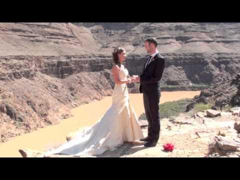 Grand Canyon Wedding With Scenic Las Vegas Weddings