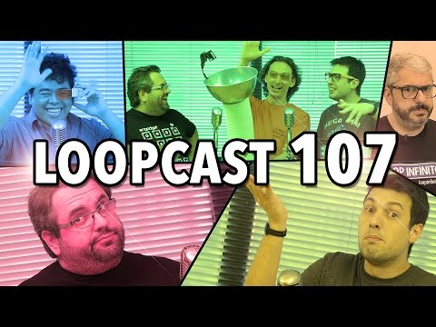 Loopcast 107: Morte do Flash, GIFs no Tinder, Microsoft usando iPhone, notícias e mais!