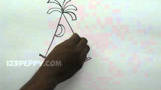 How to Draw a Party Cap