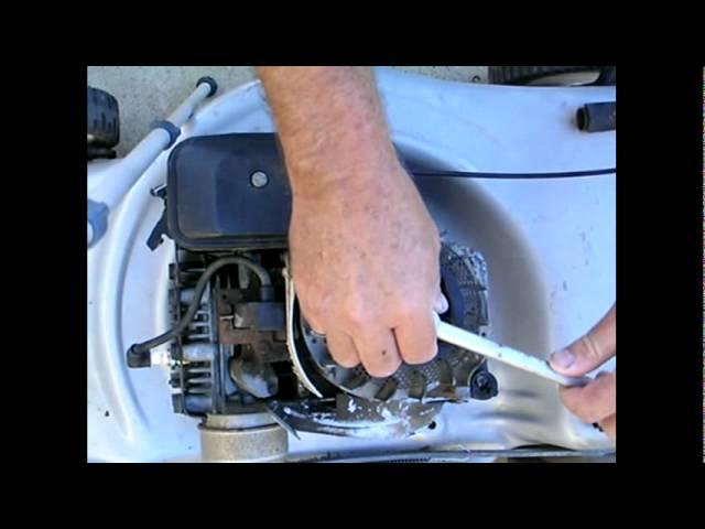 Briggs and stratton broken flywheel key symptoms and repair