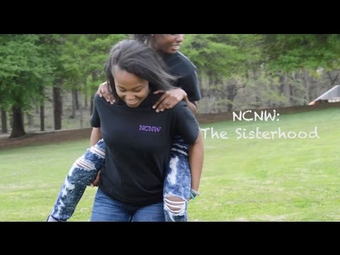 "Promo- ""The sisterhood"" National Council of Negro Women by Kishon Kelley"