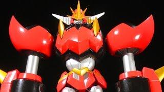Super Robot Chogokin Dai-Guard is another fantastic release in the Super Robot Chogokin line. DaI-Guard has a fantastic sculpt, fantastic paint applications, ...