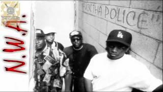 """N.W.A. - """"Fuck Tha Police"""" [Traduzido]"""