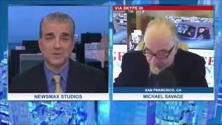 "Malzberg   Michael Savage talk Islamic Terrorism, calls Pres. Obama ""Monster"" & ""Pathological Liar"""