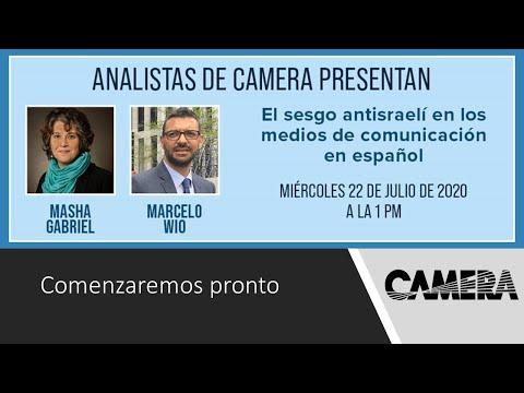 El sesgo antisraelí en los medios de comunicación en español