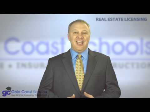 Florida Real Estate License Course Information