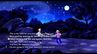 The Secret of Monkey Island - E03 - Insulting Swordplay