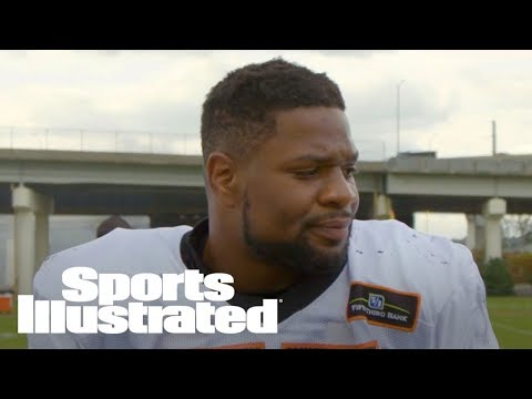 24 Hours With Vontaze Burfict: The 'NFL Villain' & Bengals Linebacker Gets Real | Sports Illustrated