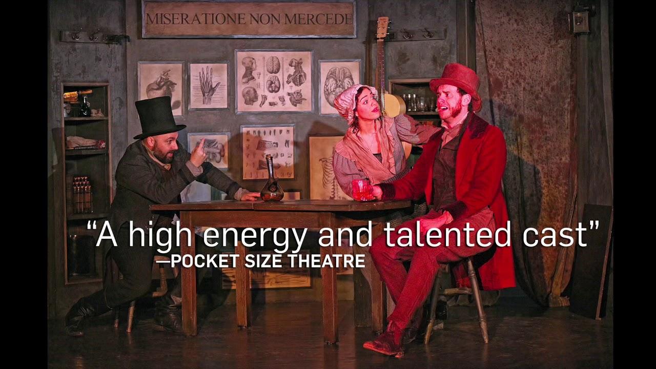 Download Burke and Hare Trailer | 28 Nov - 21 Dec | Jermyn Street Theatre