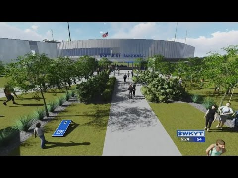 UK announces plans to build new baseball stadium