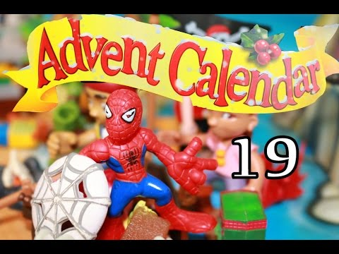 Disney Surprise Christmas Advent Calendar DAY 19 Jake ...