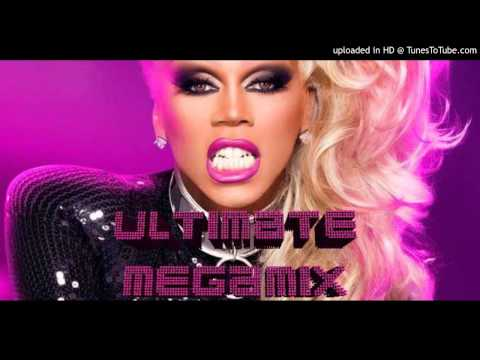 RuPaul Ultimate Megamix ♡ Morgan Fabulous