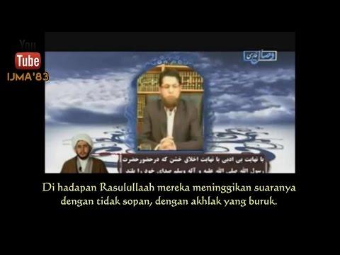 Abu Bakar & Umar Cacat Iman? - Khubaid Sadat vs Allahyari [Video]