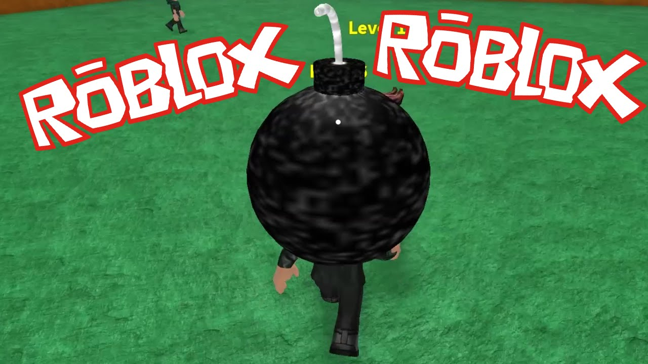 Run Bomb Roblox - Roblox There S A Bomb On Your Head Ripull Minigames Xbox