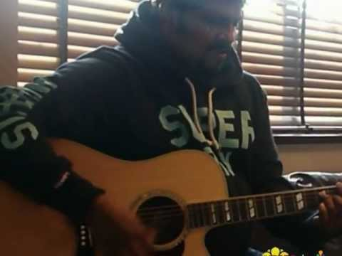 Raghu Dixit singing for friends: No Man Will Ever Love You- EXCLUSIVE!!!