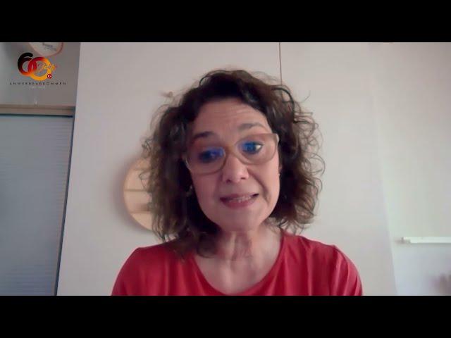 Präsidentin Bundesverband Psychologen Dr. Meltem Avci-Werning im Gespräch mit Dr. Elif Duygu Cindik