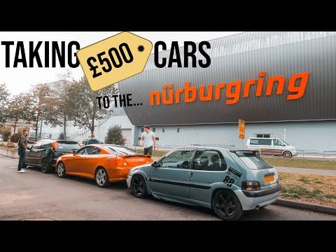 did-my-£500-car-beat-the-nurburgring?