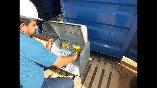 Глоубкор УВР 450/16. Регенерация масел. Установка для фильтрации трансформаторного масла и топлива.(, 2015-08-13T17:30:08.000Z)