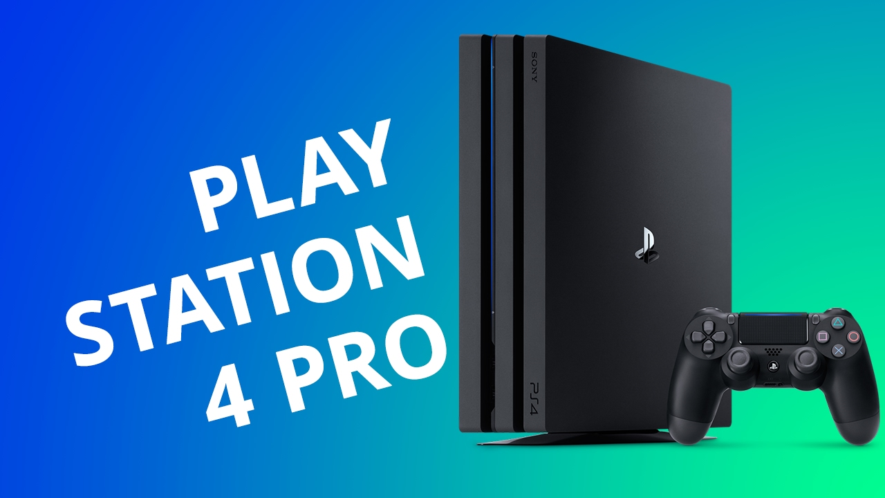 Playstation 4 Pro Análise Review Youtube