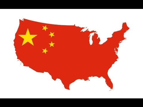 Will we become the United States of China?