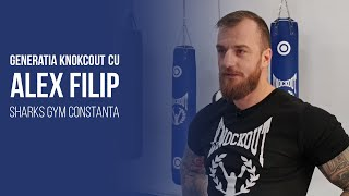 Generatia Knockout | Copii de la Sharks Gym Constanta | Antrenor -  Alex Filip