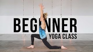Yoga for Beginners - 30-Minute Beginner Yoga Class with Ashton August