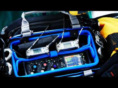 Why the Pros Choose Sound Devices